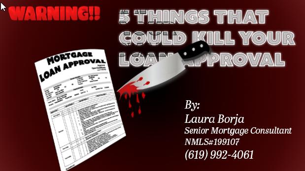 5 Loan Mistakes