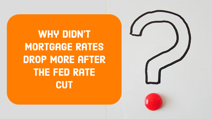 Mtg rate and the fed rate